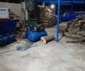 فروش خط تولید پوشال چوب برای کف مرغداری