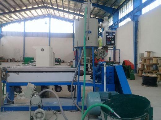 فروش کارخانه تولید سیم وکابل