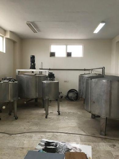 فروش کارخانه عطر و ادکلن