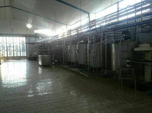 فروش کارخانه فعال لبنیات مجهز به خط تولید پنیر یو اف زیر قیمت