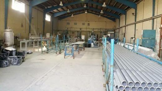 فروش کارخانه فعال در شهرک صنعتی بزرگ شیراز