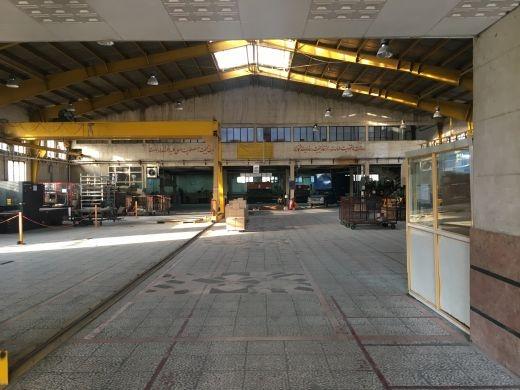 فروش کارخانه در خرمدشت