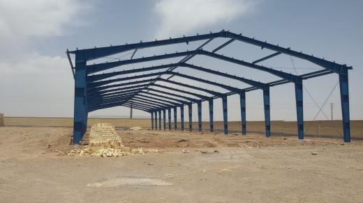 فروش کارخانه شیمیایی در منطقه آزاد سلفچگان