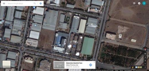3930متر سوله در شهرک صنعتی بهارستان
