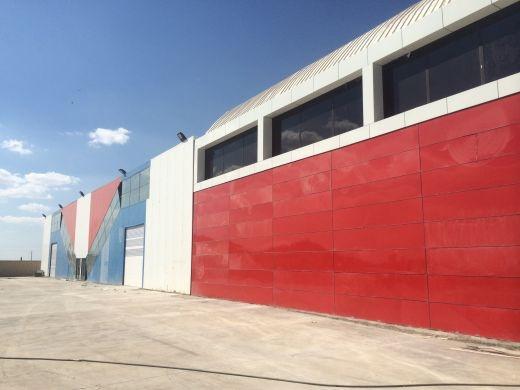 فروش کارخانه با معماری بسیار زیبا در شهرک صنعتی پرند