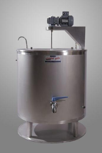 پاتیل پخت شیر دو و سه جداره (تکنوصنعت)