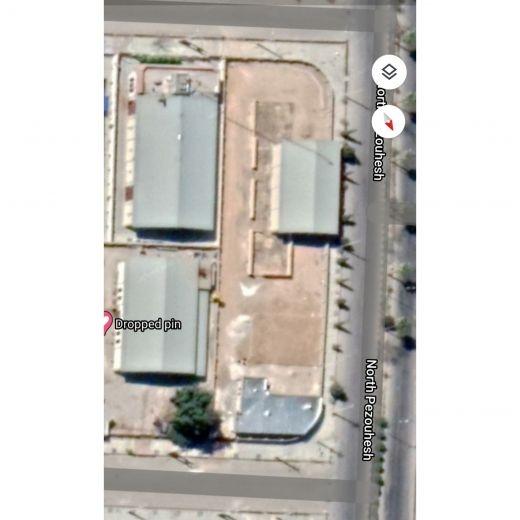 فروش کارخانه مواد غذایی شهرک صنعتی بزرگ شیراز
