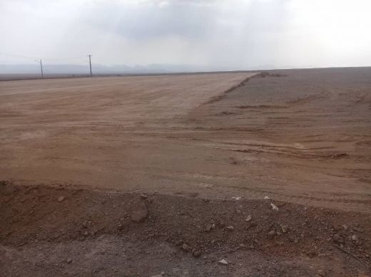 فروش زمین در شهرک صنعتی بافق یزد