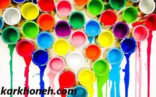 فروش  كارخانه فعال رنگسازى واقع در ورامين