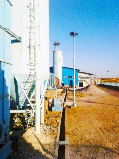 فروش کارخانه گچ ومعدن در زنجان